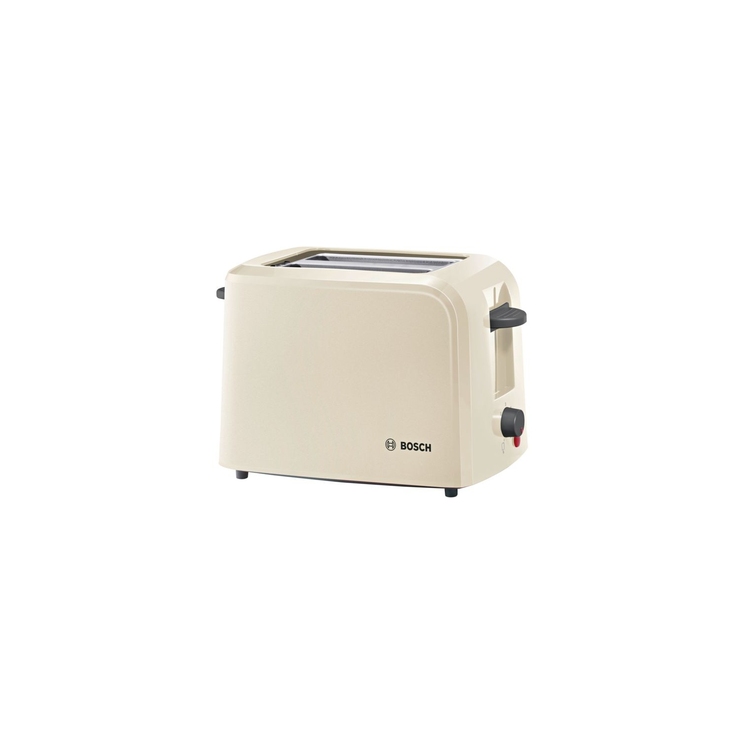Bosch TAT3A0175 Village Style Cream 2 Slice Toaster - 0