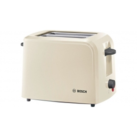 Bosch TAT3A0175 Village Style Cream 2 Slice Toaster