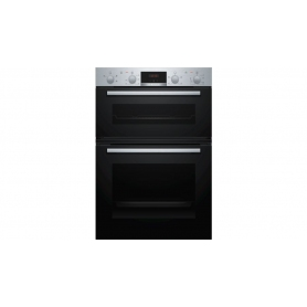 Bosch MHA133BR0B Stainless Steel Integrated Double Oven